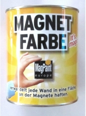 Magnet Paint  0,88 Quart