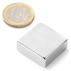 Neodymium magnet KV 25x25x10     39.68 pound