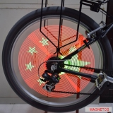 Bike spoke LED Light