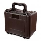 Waterproof case with neodymium magnet F 500 and pull rope 25 meters plus snap hook