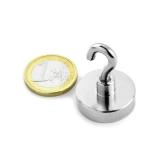 Neodymium magnetic hooks KRH- 25   39,6 Pound
