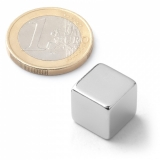 Neodymium magnetic cube 12x12x12mm